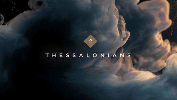 2 Thessalonians 1:1-4 Image