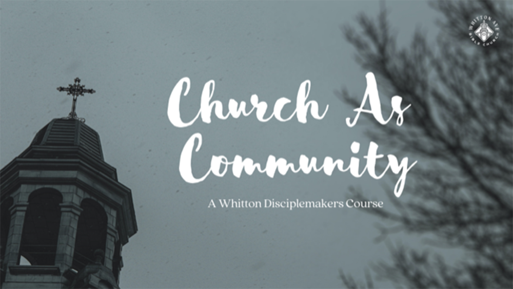 Church as Community