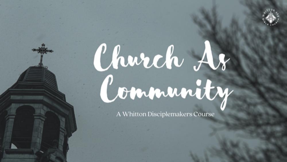 Church as Community