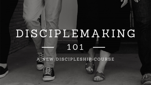 Disciplemaking 101 - 1 Image