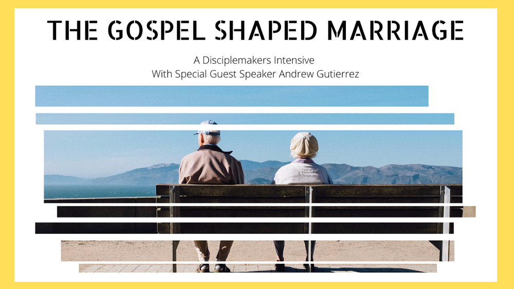 The Gospel Shaped Marriage